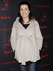 Expectant Mom Julianna Margulies Is 'Doing Great'