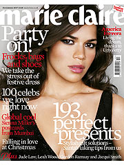 Glam America Ferrera Talks About Tough Childhood| America Ferrera