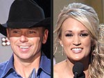 CMAs 2007: Big Night for Carrie Underwood | Carrie Underwood, Kenny Chesney