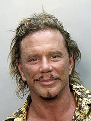 Mickey Rourke Arrested for DUI – on a Vespa| Crime & Courts, Mickey Rourke