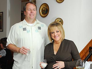 Nancy Grace Gives Birth to Twins