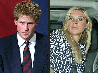 Report: Prince Harry and Girlfriend Chelsy Davy Split