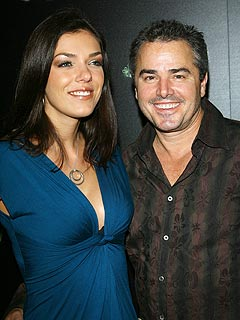 Adrianne Curry and Christopher Knigh