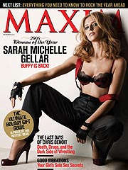 No Kids Just Yet for Sarah Michelle Gellar | Sarah Michelle Gellar