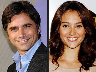 John Stamos & Model Emma Heming Spending Time Together
