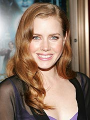 Amy Adams Too Busy for Wedding Planning