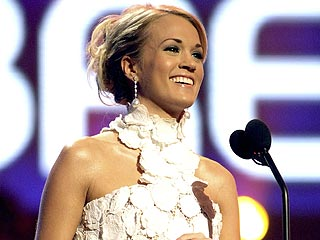 Underwood, Daughtry Rule at American Music Awards | Carrie Underwood