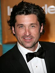 Patrick Dempsey New Face of Versace