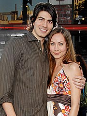 Superman Returns Star Brandon Routh Gets Married