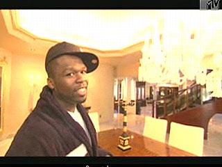 50 Cent to Host an Open House on Cribs