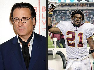 Andy Garcia Pays Tribute to Slain Football Star | Andy Garcia