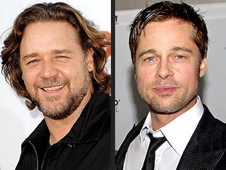 Russell Crowe Offered Brad Pitt's Dropped Role?