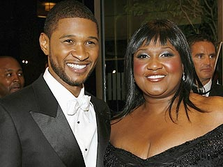 usher new baby pictures