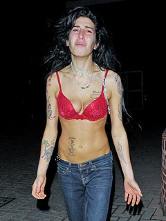 Rep: Amy Winehouse Had Been Asleep