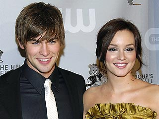 Gossip Girl&#39;s Leighton Meester Says She&#39;s &#39;Really Close&#39; to Chace Crawford