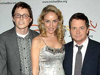 Michael J. Fox & Wife Tracy Pollan: 'Lucky to Have Each Other' | Michael J. Fox