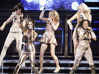 The Spice Girls Return Home | Spice Girls