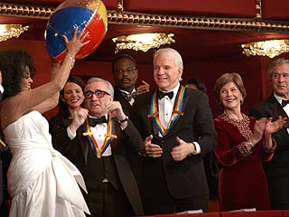 30th Annual Kennedy Center Honorees Sparkle | Steve Martin