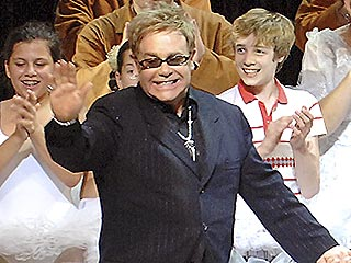 Elton John's Billy Elliot Is Top Tony Nominee | Elton John