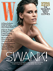 Hilary Swank On Her Man – and Her Vitamin Habit
