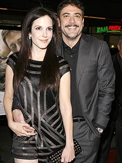 Mary-Louise Parker, Jeffrey Dean Morgan Engaged? | Jeffrey Dean Morgan, Mary-Louise Parker