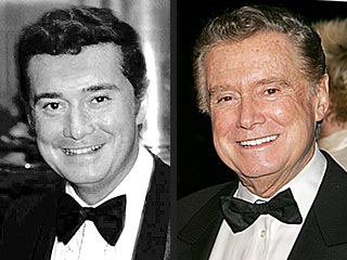 That '70s Show: Regis Returns to Oscar Red Carpet