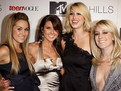 photo | Heidi Montag, Lauren Conrad