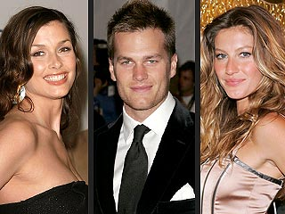 POLL: He's Undefeated, But What About Tom Brady's Ladies? | Bridget Moynahan, Gisele Bundchen, Tom Brady