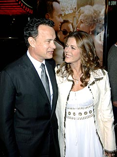 Tom Hanks's Secret to a Happy Marriage? 'The Right Woman'