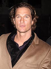 Matthew McConaughey Hurt During Fight Training