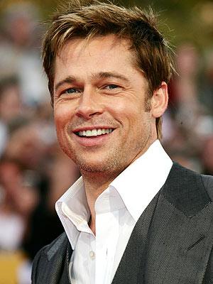 What has Brad Pitt sworn off ever doing again? | Brad Pitt