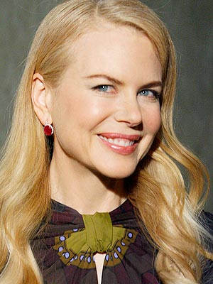 Nicole was born in which big city? | Nicole Kidman