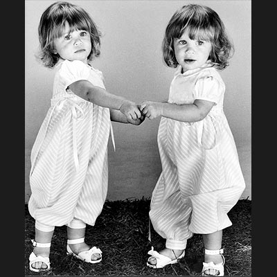 Which twin was born first? | Ashley Olsen, Mary-Kate Olsen