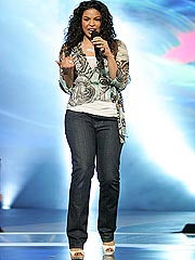 Last Night's Idol: Jordin Gets Simon's Vote