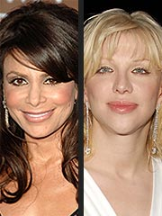 Don't Move Aside, Paula – Courtney's Not Taking Over | Courtney Love, Paula Abdul