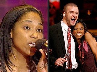 Justin's Grammy Duet Partner Booted from Idol | Justin Timberlake