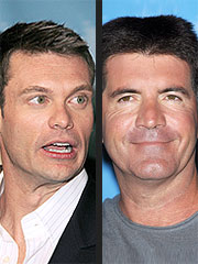 Simon Cowell Gives Ryan Seacrest Two-and-a-Half Stars for Emmys