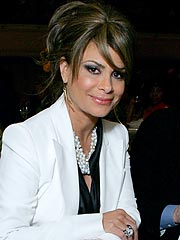 Idol Judge Paula Abdul Breaks Her Nose