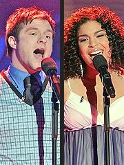 Blake & Jordin Sound Off on American Idol's Finale | Blake Lewis, Jordin Sparks