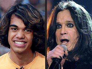Ozzy Disses Sanjaya | Ozzy Osbourne, Sanjaya Malakar