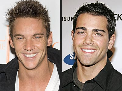 JONATHAN VS. JESSE photo | Jesse Metcalfe, Jonathan Rhys Meyers