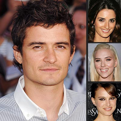 orlando bloom. ORLANDO BLOOM, 30 - Hottest