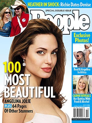 ANGELINA JOLIE, 2006 photo | Angelina Jolie