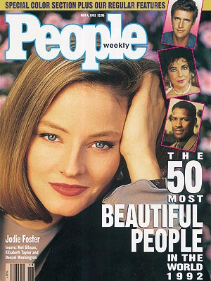 JODIE FOSTER, 1992 photo | Jodie Foster