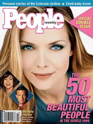 MICHELLE PFEIFFER, 1999 photo | Michelle Pfeiffer