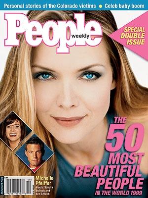 MICHELLE PFEIFFER, 1999 photo | Michelle Pfeiffer