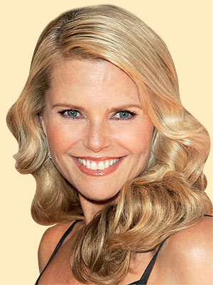 Christie Brinkley Long Hair style