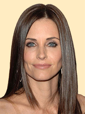Courteney Cox Quit Smoking