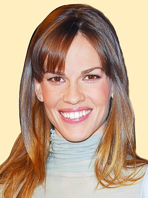 Hillary Swank