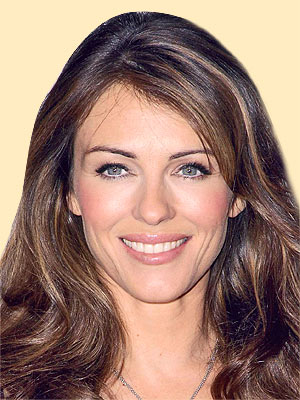 ELIZABETH HURLEY, 42  photo | Elizabeth Hurley